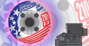 OS engines sigue celebrando su 80 aniversario, ahora con un Speed II Las Vegas limited ed.