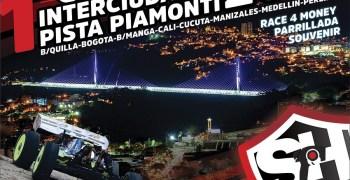 Colombia - Campeonato Nacional Copa Interciudades 2016