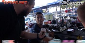 Video - Paseo y primeras impresiones de algunos pilotos del Euro Eco
