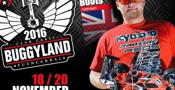 Buggyland 3.0 - Elliot Boots confirma su asistencia y se suma al elenco de pilotos internacionales