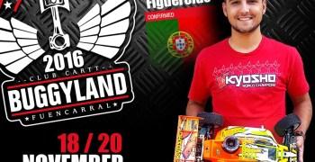 Buggyland 3.0 - Joao Figueiredo, primer top portugués confirmado para esta edición