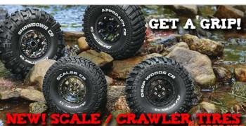 Modelspain - Ruedas Duratrax para crawler