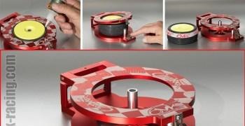 Herramienta Optima de 6Mik para pegar neumáticos