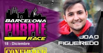 Barcelona Purple - Confirmado Joao Figueiredo para el 18/12 en RBR Arena