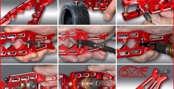 6Mik presenta su multi herramienta para amortiguadores y ruedas