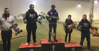 Dani Batlle gana la primera prueba K Racing, despedida del RBR36 Arena