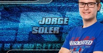 """Jorge Soler ficha por Associated y continúa con el pack """"Blue is Better"""" de LRP"""
