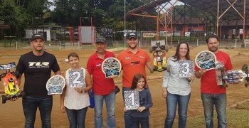 Colombia - Resultados Campeonato Nacional de Buggy y truggy en Pereira