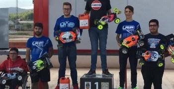 Joan Espasa se proclama Campeón del Levante 1/8 TT Gas 2016/17
