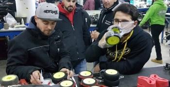Davide Ongaro gana la OROM en Padova Indoor. Batlle cuarto. Aditivos imprescindibles.