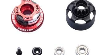 REDS presenta su nueva placa de retención de embrague y rodamientos para Tekno/Losi