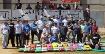 Resultados - Segunda prueba campeonato North Short Course 2WD y 4WD 1/10