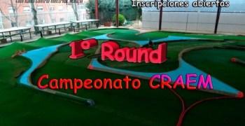 12 y 13 de Mayo - Primera prueba del campeonato CRAEM