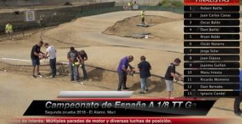 Video - Final comentada con Robert Batlle, Dani Vega y Alberto Garcia del Nacional A en El Alamo