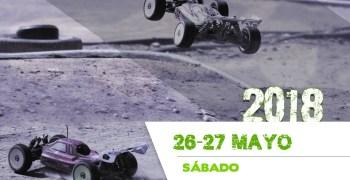 26 y 27 de Mayo - Primera prueba del Campeonato Regional Castilla y León 1/8 TT-E