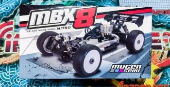 Unboxing y montaje - Mugen MBX8. Fotos e impresiones de montaje y en pista