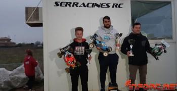 Resultados cuarta prueba del Campeonato de Madrid 1/8 TT Gas 2018