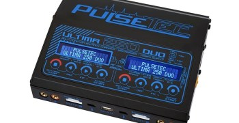 Pulsetec, nueva marca de cargadores distribuida por XTR Racing