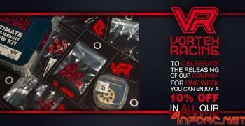 Vortex Racing, nueva marca de accesorios y complementos con una filosofía diferente