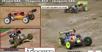 24 de Agosto - XI Torneo Ciudad de Miranda 1/8TT gas