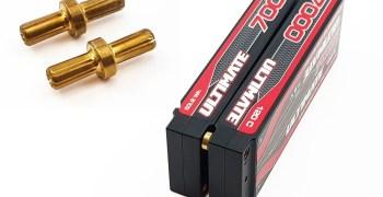 Ultimate Racing lanza el conector dual para baterías
