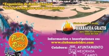 7 y 8 de Septiembre - Party Race en Club RC Mejorada