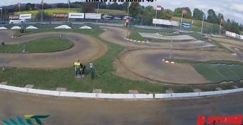 Video en directo - Campeonato de Europa +40 1/8 TT Gas