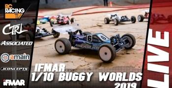 Video en directo - Mundial 1/10 4WD