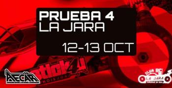 12 y 13 de Octubre - Cuarta prueba Campeonato de Andalucía 1/8 T Gas en Club RC La Jara