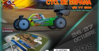 Este finde termina el Nacional 1/8 TT-E en El Estrecho, reportaje en infoRC