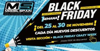 Black Friday 2019 en Modelspain