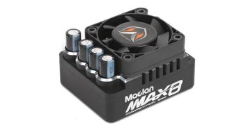 Maclan presenta el nuevo variador MMax 8 200A para 1/8