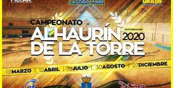 Calendario del Campeonato RC Alhaurin de la Torre 2020