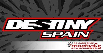 RC Machines distribuidor de Destiny Racing