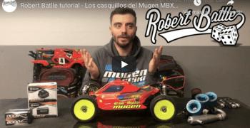 Robert Batlle tutorial en Español - Cómo ajustar los casquillos de geometrías para la puesta a punto