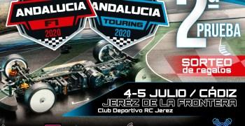 4 y 5 de Julio - Segunda prueba del Camp. Andaluz 1/10 touring y F1