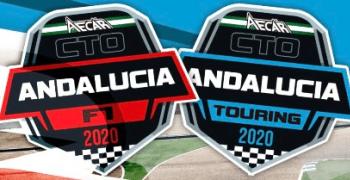 4 y 5 de Julio - Campeonato de Andalucia de F1 y Touring 2020 en Jerez
