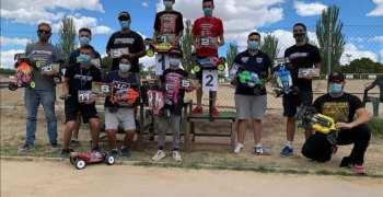 Daniel Pariente gana la segunda prueba del Campeonato de España 1/8 TT-E