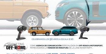 26 y 27 de Septiembre - Land Rover Party en Les Comes