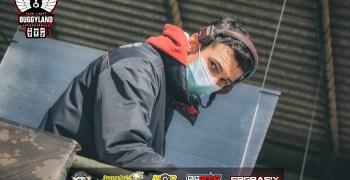 Juan Carlos Canas, pole absoluta en Buggyland 2020