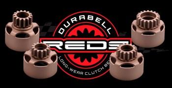 REDS Racing presenta su linea de campanas Durabell Gen 2