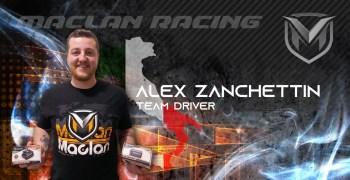 Alex Zanchettin ficha por Maclan Racing
