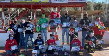 Canas gana la primera del Campeonato de Andalucía 1/8 TT 2021