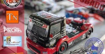 Euro Truck Tamiya-MBRacing y Porsche Cup, las categorías perfectas de iniciación al RC
