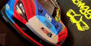 Racing grafic shop estará presente en el Nacional de GT en ASMOCAN