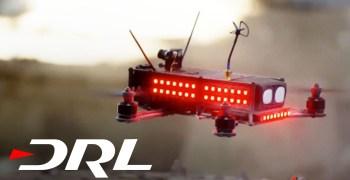 Video - Drone racing league, las carreras de drones llevadas al máximo.