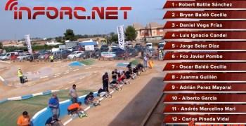 Video: Final completa del Campeonato de España A 1/8 tt gas en Miranda, Murcia