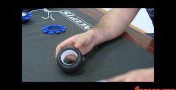 Video tutorial para el pegado de ruedas 1/10, por Stop&Go y JConcepts