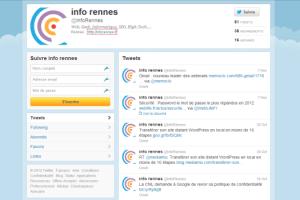 info rennes  InfoRennes  sur Twitter