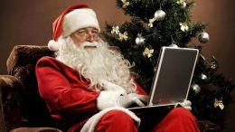 Père Noël Geek